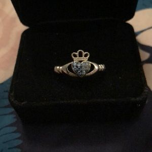 Irish Heart Ring